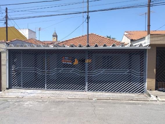 Casa Residencial Para Venda / Vila Carrão, São Paulo - Ca00085 - 34455389