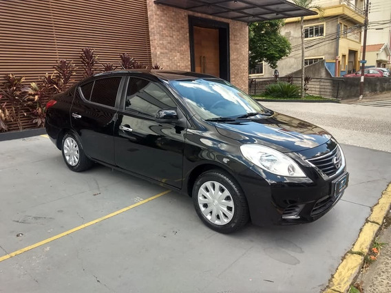 Nissan Versa Sv 1.6 16v Flex Manual 2012