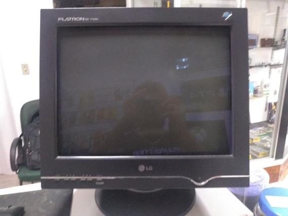 Monitor LG Flatron Ez T730sh 17 Funcionando 100%