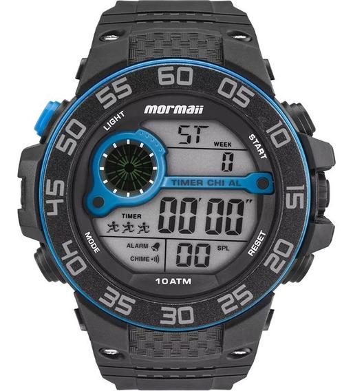 Relógio Masculino Mormaii Digital Grande Original Mo9451/8a