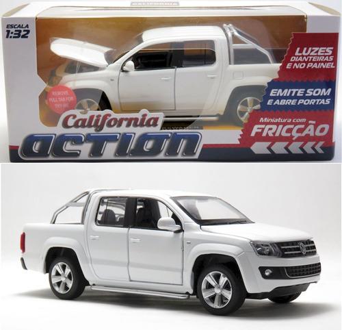 Volkswagen Amarok - Som E Luz - 1/32 - California Action
