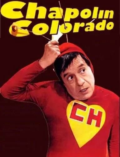 Chapolin Colorado (9 Horas) * Frete Gratuito