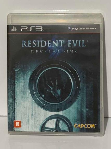 Resident Evil Revelations Ps3 Jogo Original - Promoção