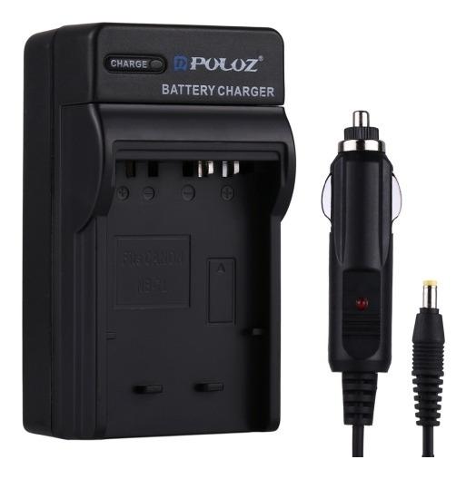 Puluz Camara Digital Cargador Bateria Vehiculo Para C1p4