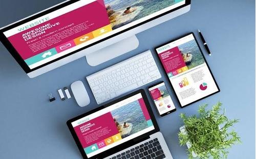 Imagem 1 de 1 de Criação De Sites Profissionais