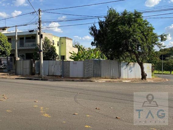 Terreno De Esquina Para Venda Com 391 Metros Quadrados No Parque Via Norte Em Campinas - Te0096