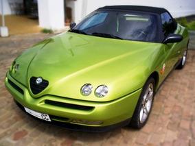 Alfa Romeo Spider Cabriolet 1996 Verde Metalizado