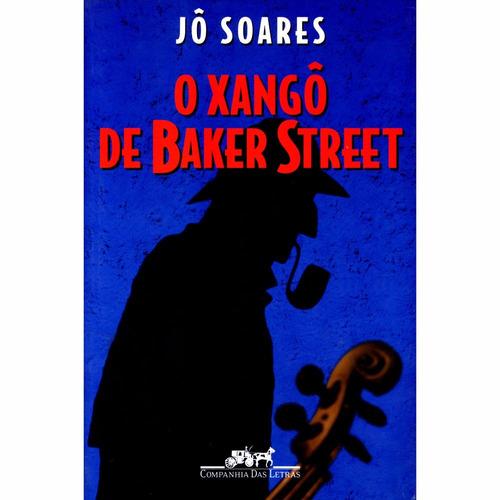 Imagem 1 de 1 de Livro O Xangô De Baker Street