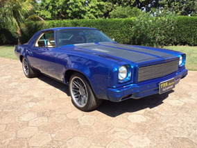 Imp/ Chevelle Malibú - 1974 - Azul