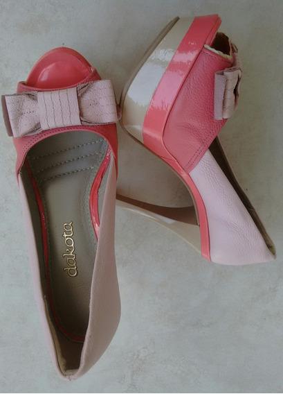 Sapato De Salto Feminino