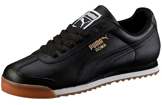Tenis Puma Roma Basic Trainers Hombre