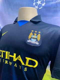 Camisa Manchester City 2014 3 Camisa