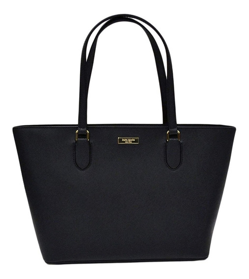 Bolsa Kate Spade (saffiano Medium Dally Laurel Way Black)