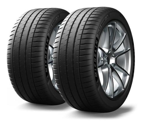 Kit X2 Neumáticos 285/35/20 Michelin Pilot Sport 4 S 104 (y)
