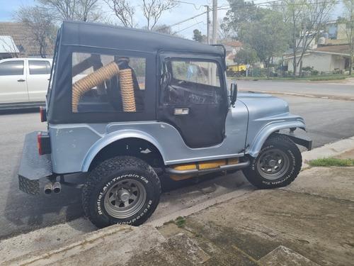 Imagen 1 de 15 de Jeep Ika Carroceria Fibra