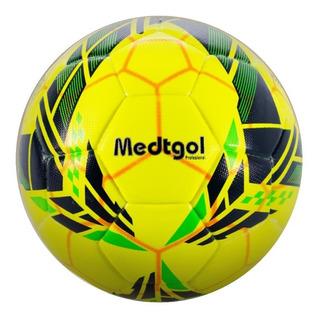Balon De Futbol Sala 62-64 Profesional Gold Medtgol