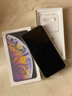 iPhone XS Max 256 Gb Plata