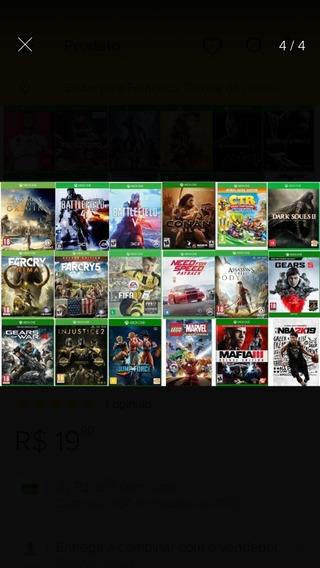 Jogos De Xbox One Offline Escolha Seu Jogo