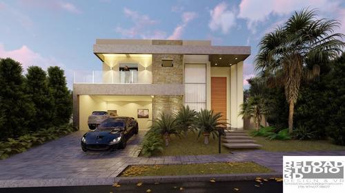 Casa Em Condomínio À Venda Em Campinas/sp - Ca3803