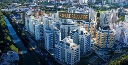 Imagem 1 de 24 de Cobertura Plana No Parque São Jorge - Co0530