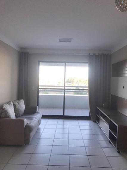 Apartamento Em Candelária, Natal/rn De 98m² 3 Quartos À Venda Por R$ 495.000,00 - Ap287237