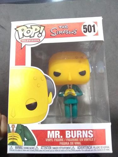Funko Pop! Mr. Burns #501