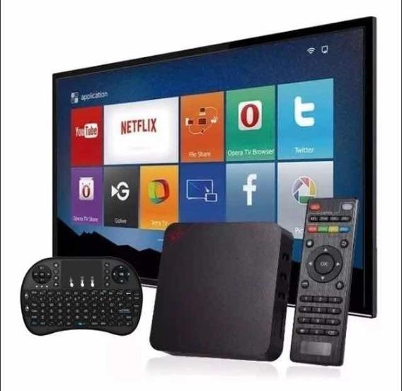 Conversor Smart Tv +teclado+frete Gratis