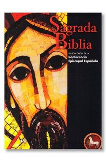 Sagrada Biblia Conf. Epis. Esp. Ed. Bac Flexibook Ed Popular