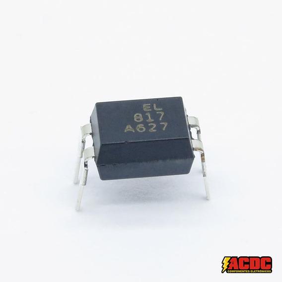 20 Pçs C.i. Opto Acoplador - Pc 817 / El 817a / El817