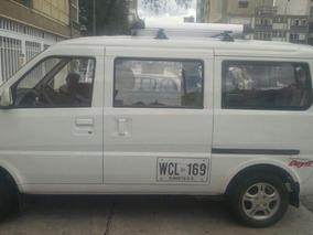 Camioneta Chevrolet N300 De Servicio Publico
