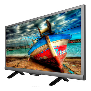 Tv Noblex 24 Pulgadas Television Digital Tda Hdmi Usb Rca Coaxial Garantia Oficial Argentina