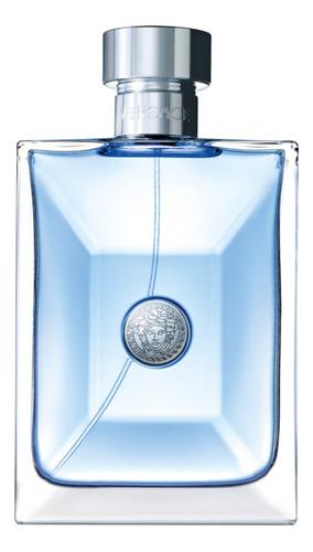 Imagen 1 de 2 de Versace Pour Homme EDT 200ml para  hombre