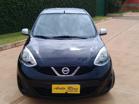 Nissan March S 1.6 16v Flex Fuel 5p 2016