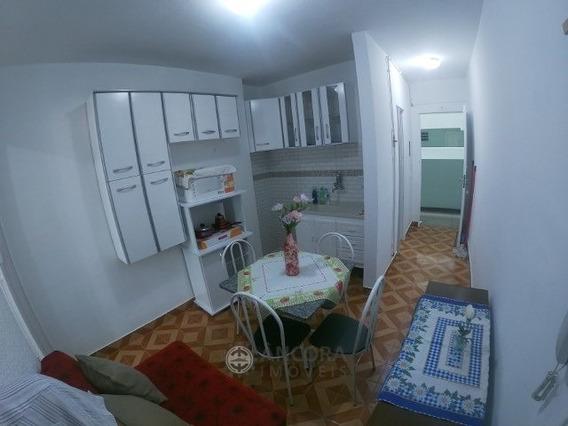 Kitnet Res. 01 Dorm. Cond. Monte Carlo Centro - 1297-2