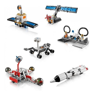 Lego Education Set Desafió Espacial Ev3 Cod. 45570