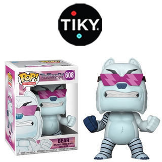 Funko Pop Cee-lo Bear Teen Titans Go The Night Begins To