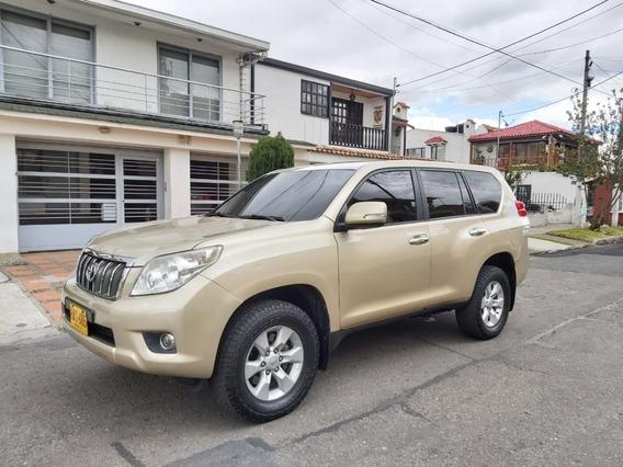 Toyota Prado Tx Blindada 3 2013