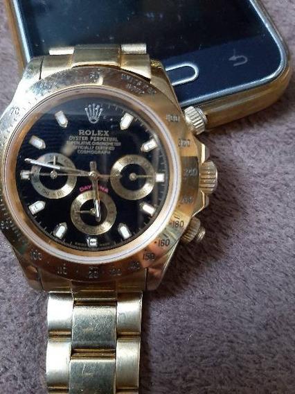 Relógio Rolex Funciona Perfeitamente Replica