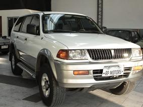 Mitsubishi Nativa 3.0 Ls V6 At Full 1999 Frenos Abs