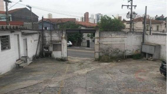 Terreno Para Locação Em São Paulo, Saude - Temc0135