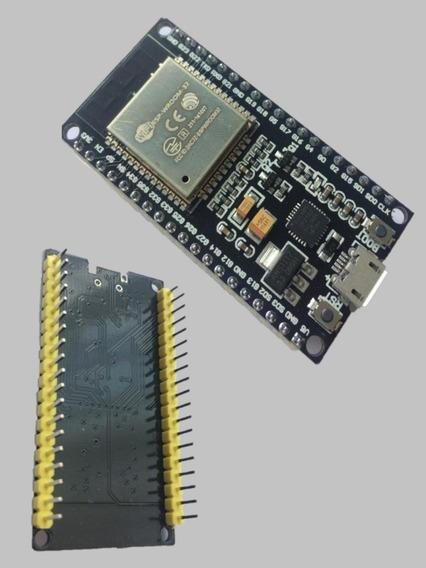 Esp32 - Placa De Desenvolvimento Wifi + Wroom-32