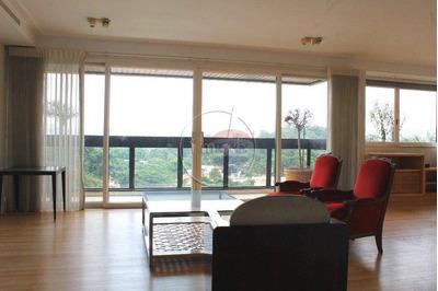 Cobertura Residencial À Venda, Vila Nova Conceição, São Paulo - Co0164. - Co0164