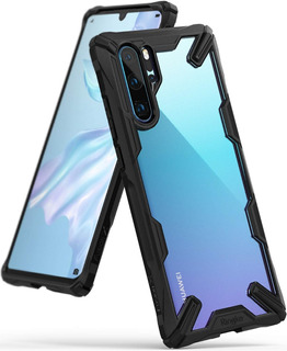 Capa Huawei P30 Pro Case Ringke Fusion X Super Anti Impacto
