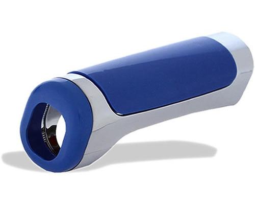 Aplique Capa Manopla Freio Mao Azul Crom. Bmw M3 2002/