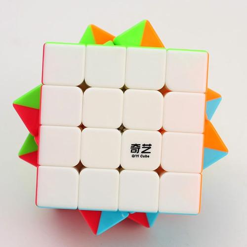 Cubo Magico Qiyi Qiyuan S 4x4x4 - Sem Etiquetas.