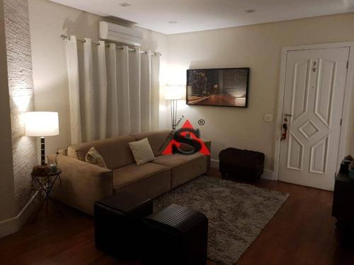 Imagem 1 de 20 de Apartamento Com 3 Dormitórios À Venda, 75 M² Por R$ 640.000,00 - Chácara Inglesa - São Paulo/sp - Ap42765
