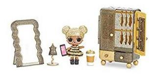 L.o.l. Surprise! Furniture Queen Bee Nuevo Recien Salio