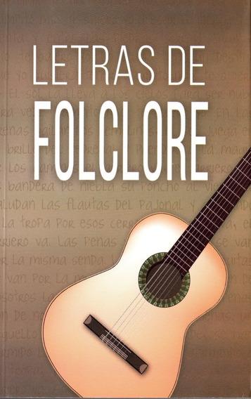 Letras De Folclore - En Oferta - Cancionero Songbook