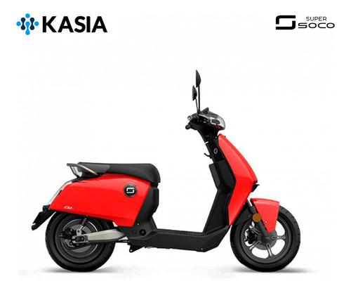 Moto Electrica Supersoco Cux Original 2788w 30ah Kasia