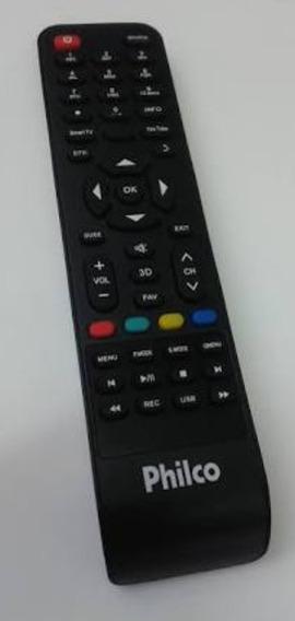 Controle Remoto Para Tv Philco Smart.